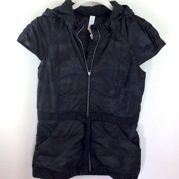 Lululemon Camo Spring Fling Vest Down 4